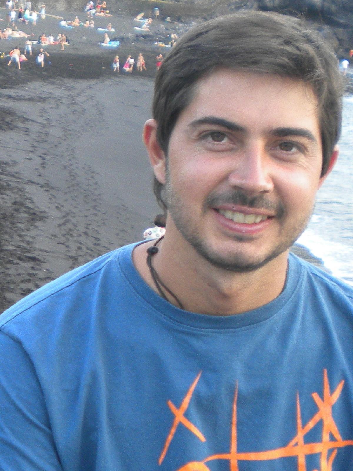Daniel from Santa Cruz de Tenerife