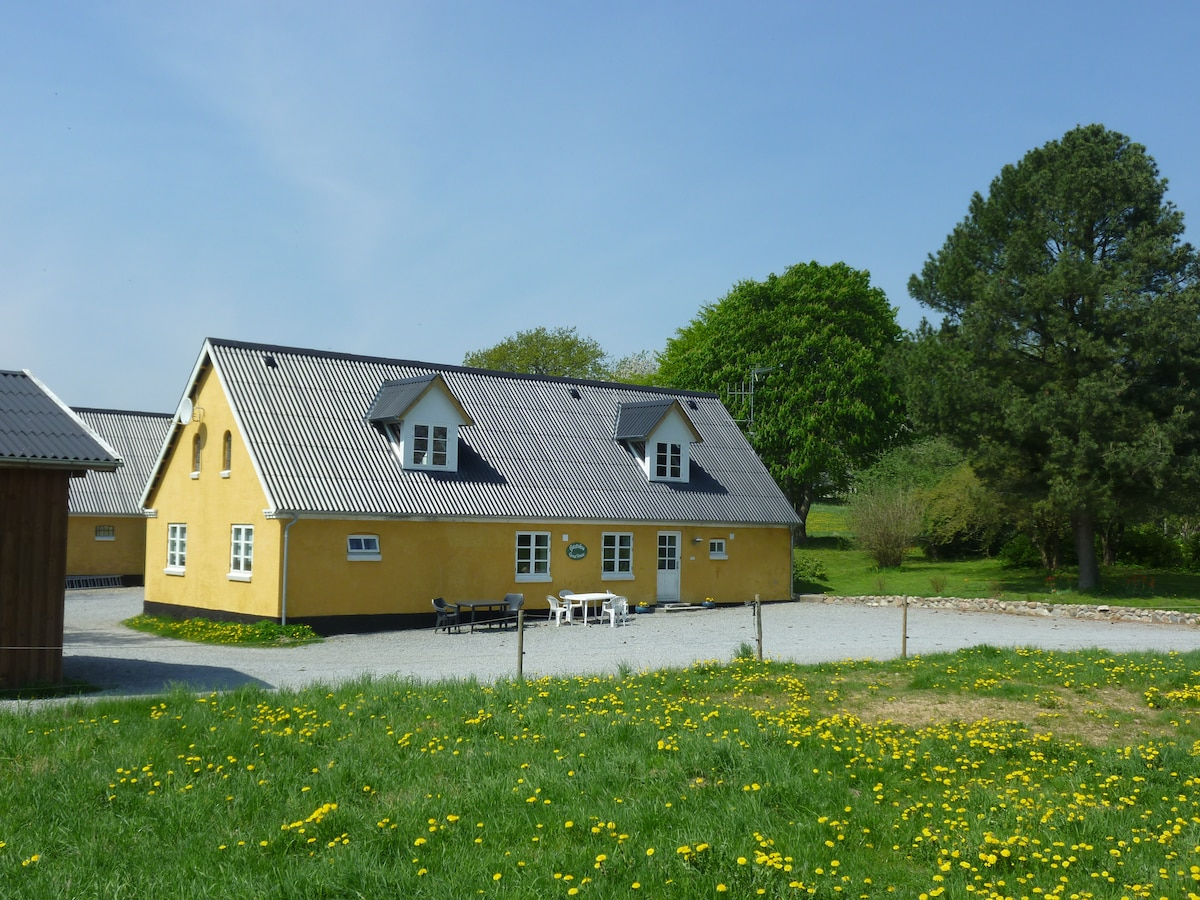 Welcome to my Bed and Breakfast in Fredensborg nea
