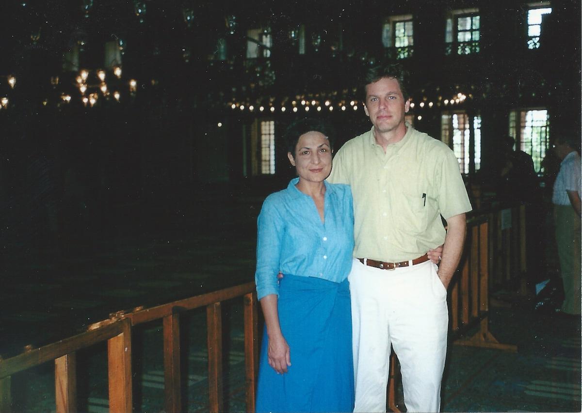 Pari And Robert From Chuburná, Mexico