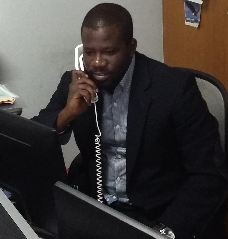 Armand from Abidjan