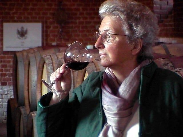 Barbara From San Salvatore Monferrato, Italy