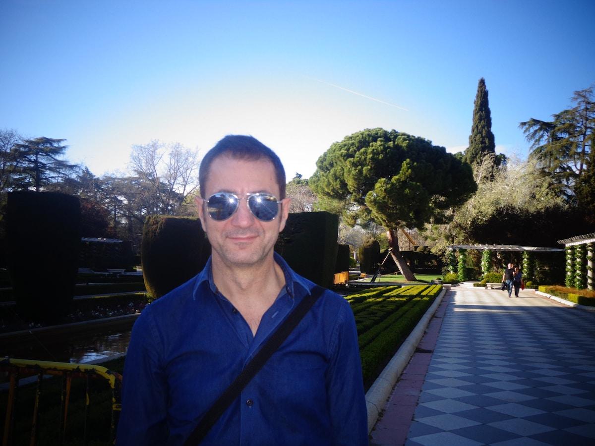 Antonio from Molina de Segura