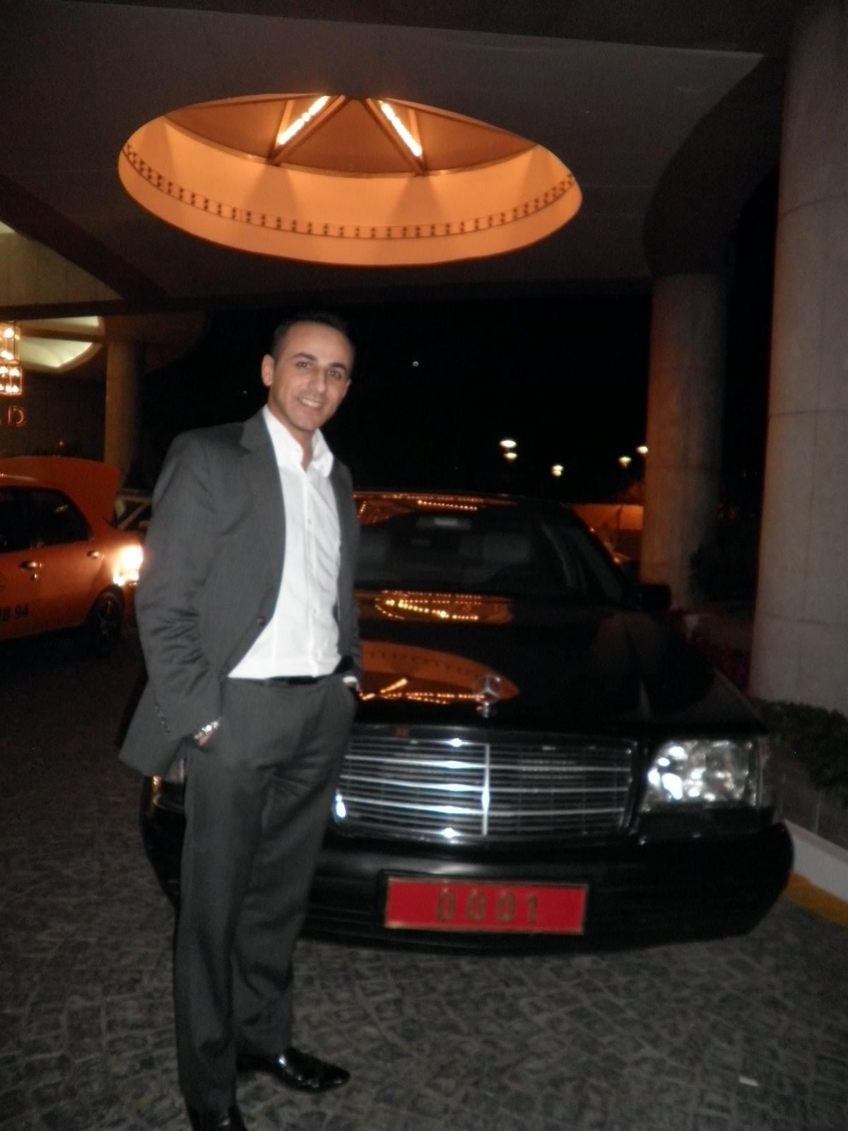 Ersen From Istanbul, Turkey