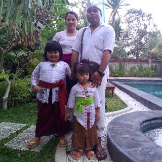 Sudi & Dewi from Ubud