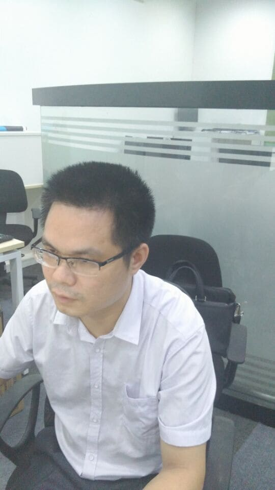 Sam from Huizhou