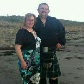 Chris & Rosie from Gosport