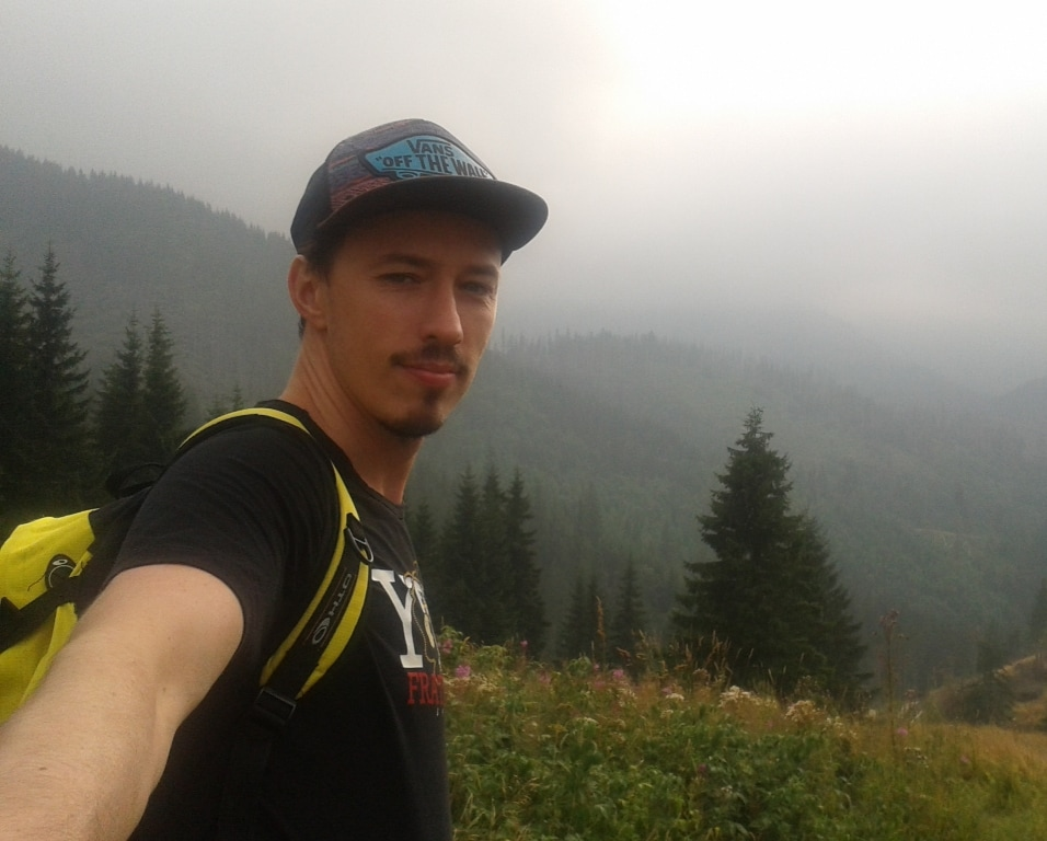 Michal From Zakopane, Poland