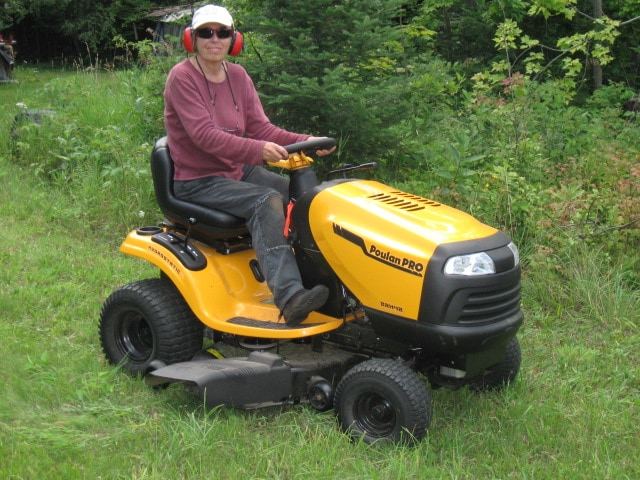 I am a retired person living in the country.  I en