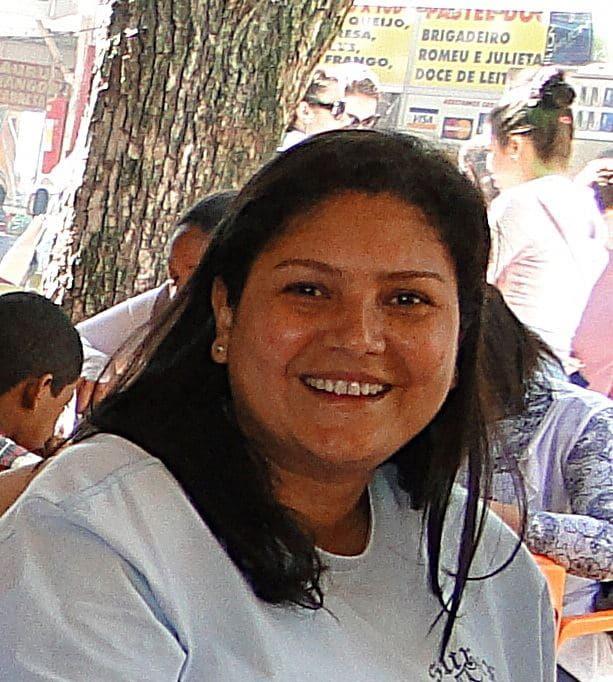 Rosangela from Porto Alegre