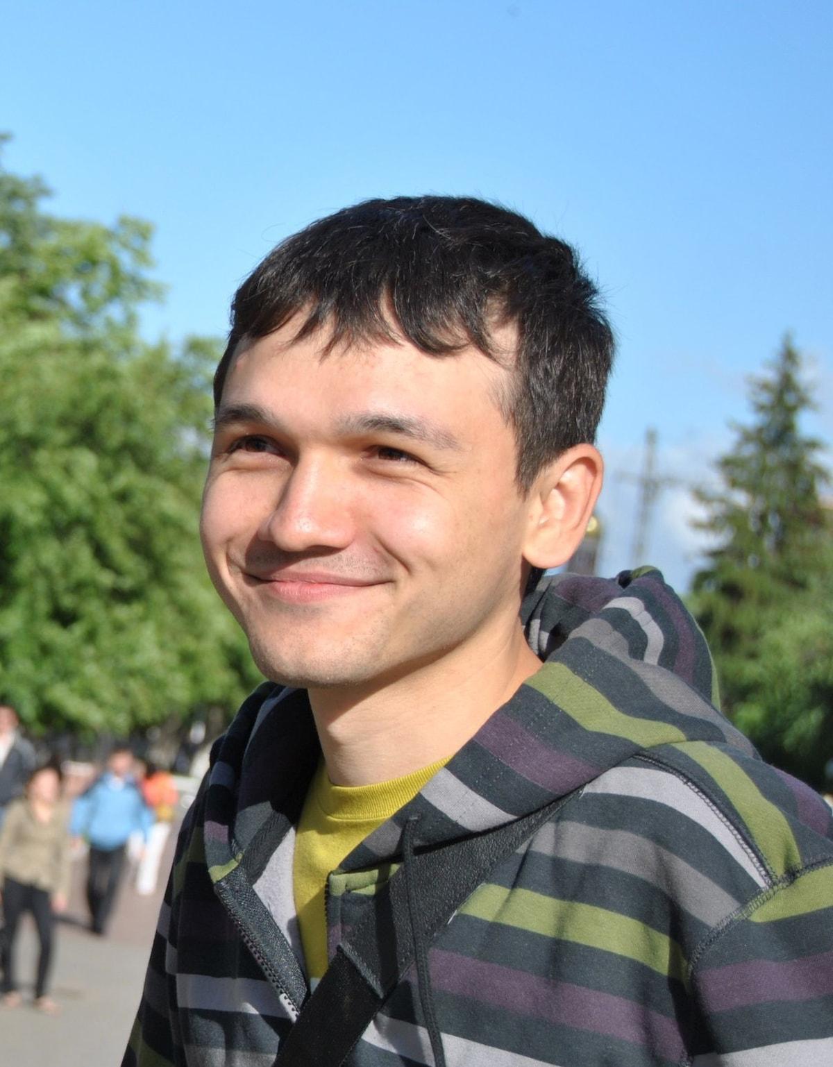 Роман from Йошкар-Ола