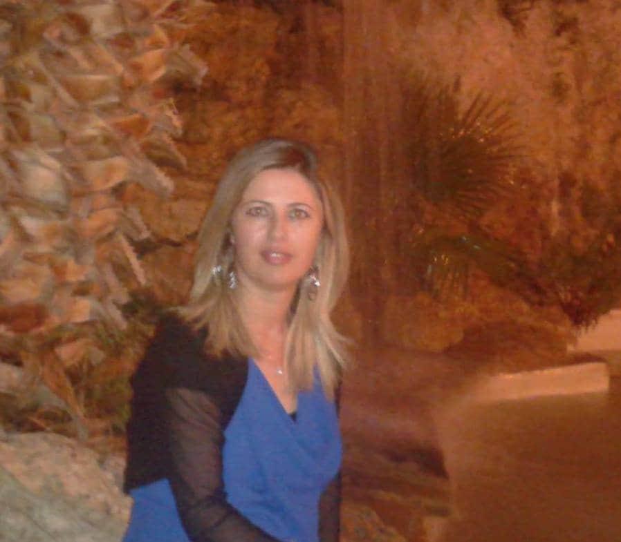 Angela From Marsala, Italy