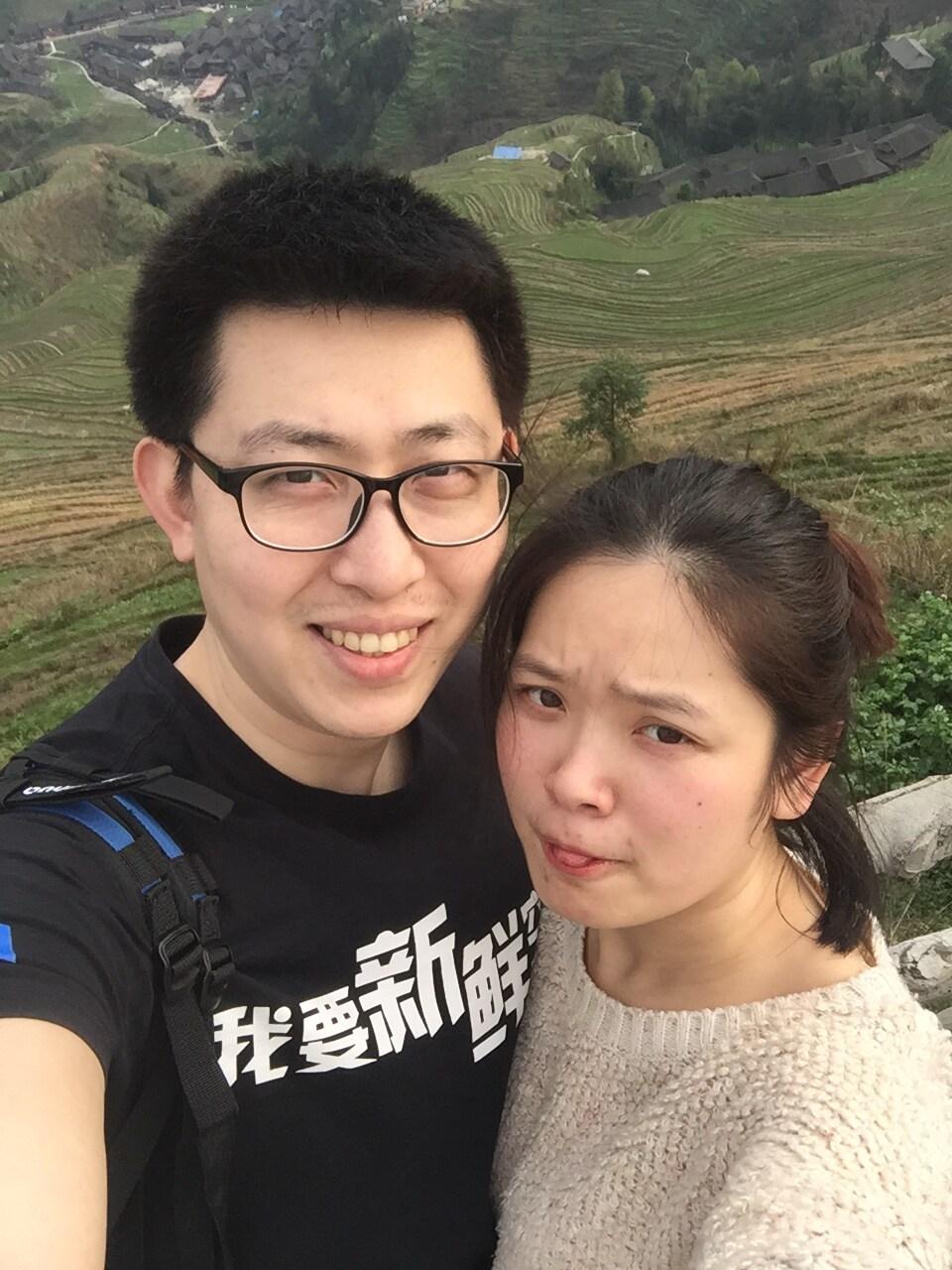 张 From Guilin, China