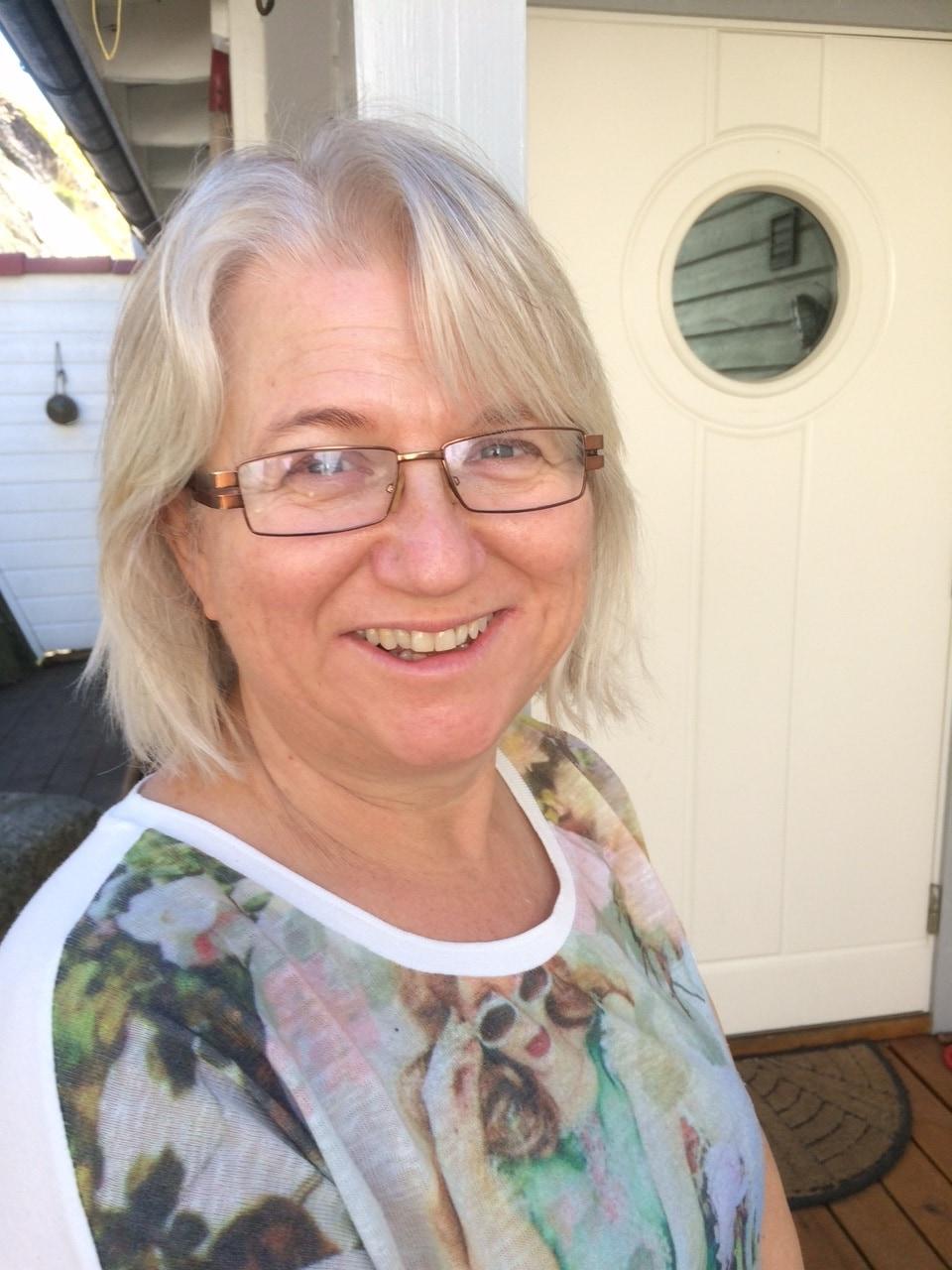 Kirsti from Larvik