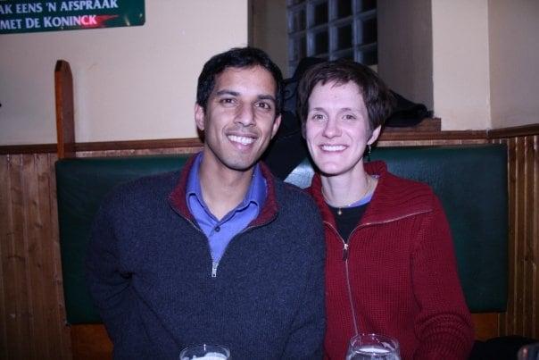 Sarah & Vijay