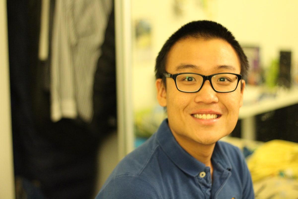 Chun Ynh from Kuala Lumpur
