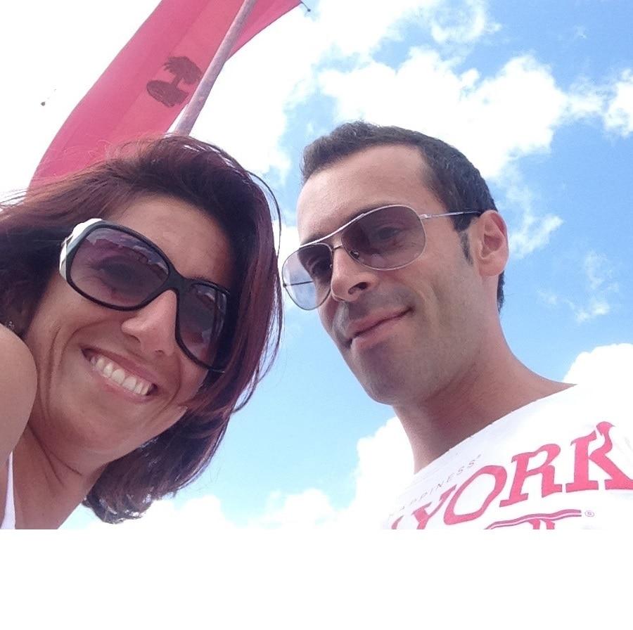 Mattia E Silvia from Desenzano del Garda