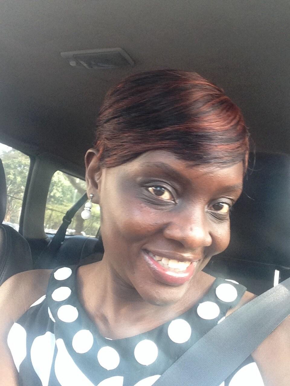 Sarah from Kampala
