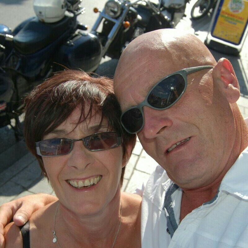 Louise And Paul From Poole, United Kingdom
