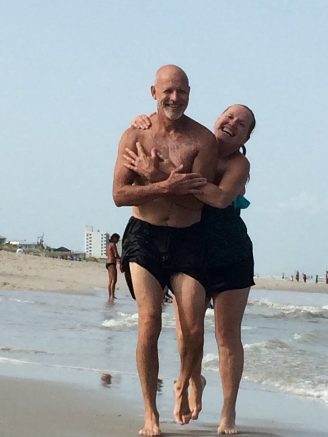 Candy And Dan from Kure Beach
