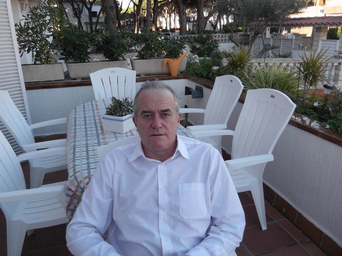 Jose Antonio From Garraf, Spain