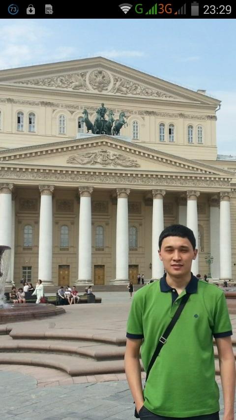 Eldar from Almaty