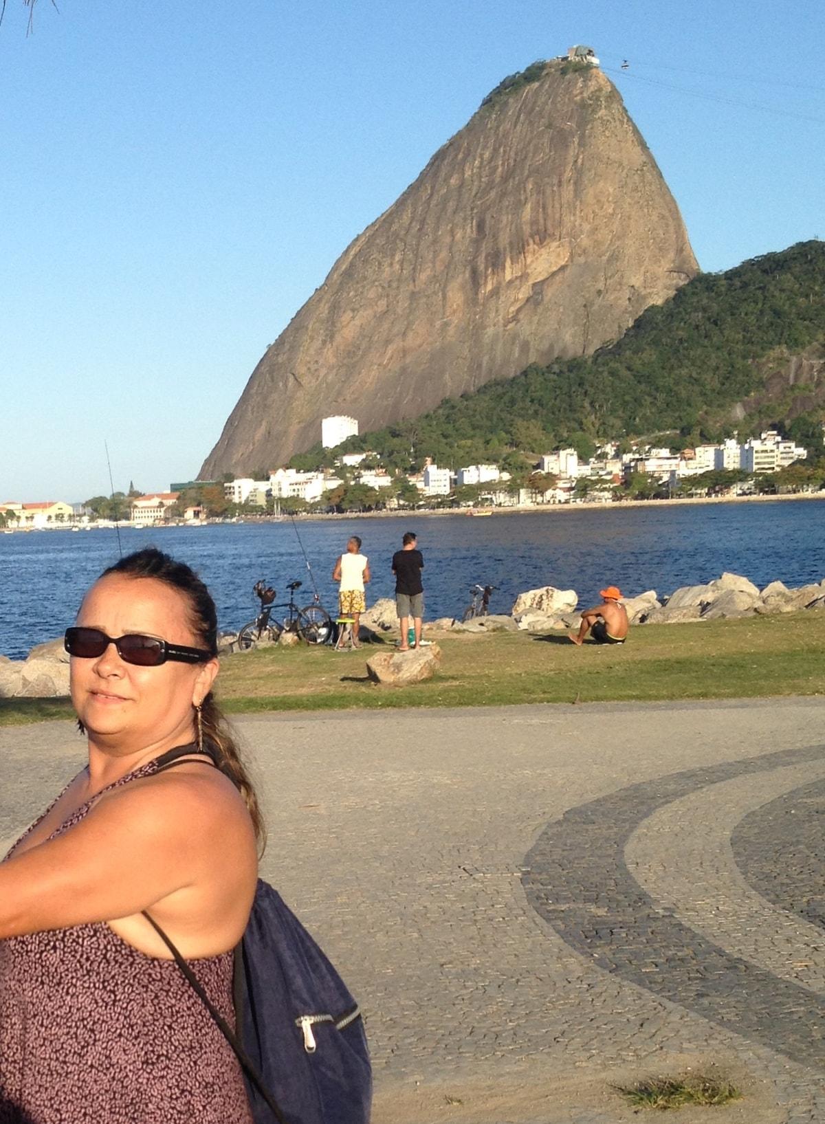Maria De Jesus from Rio de Janeiro