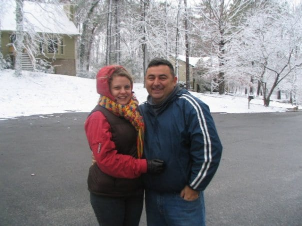Cassandra And Marcelo From Birmingham, AL