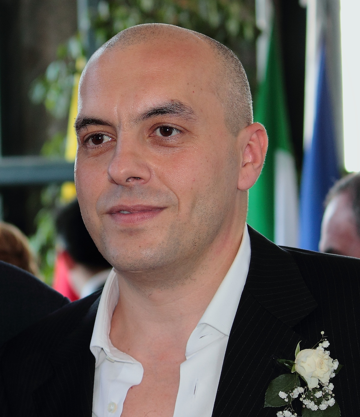 Luca from Napoli