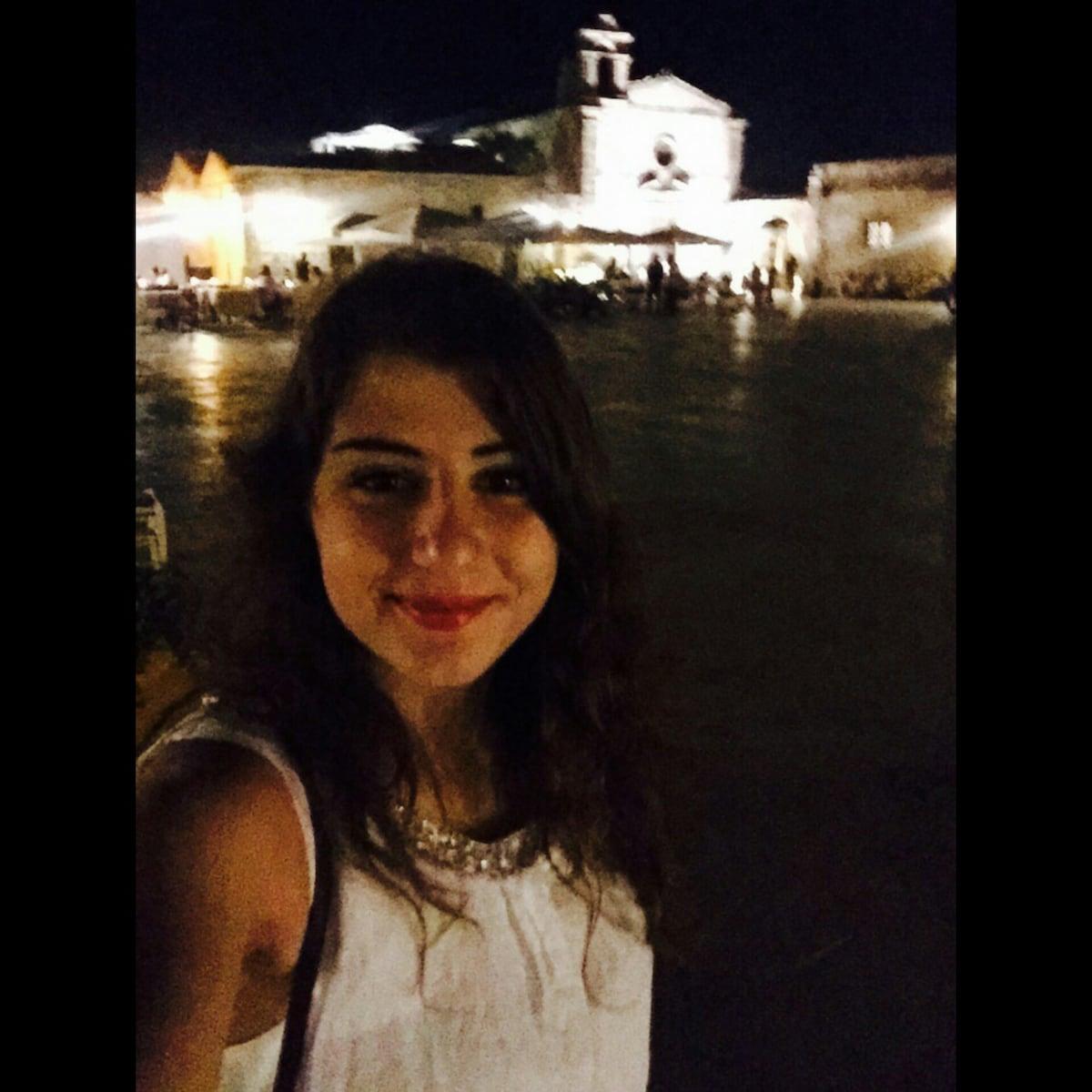 Martina from Pachino