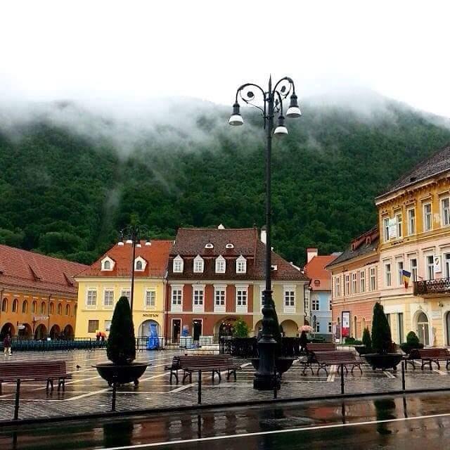 Andreea from Brașov