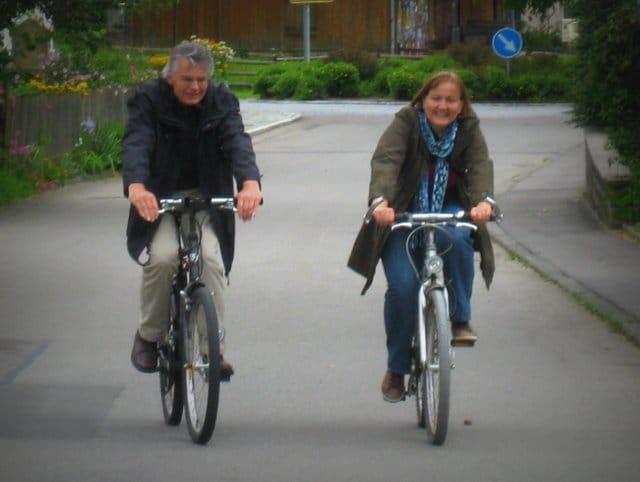 Willi & Ulrika From Sigmaringen, Germany