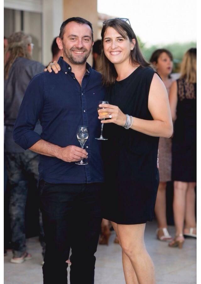 Nicolas & Gabrielle from Pignan