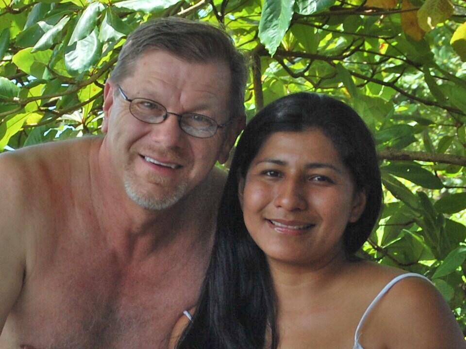 Eric & Cristina from Alfombra
