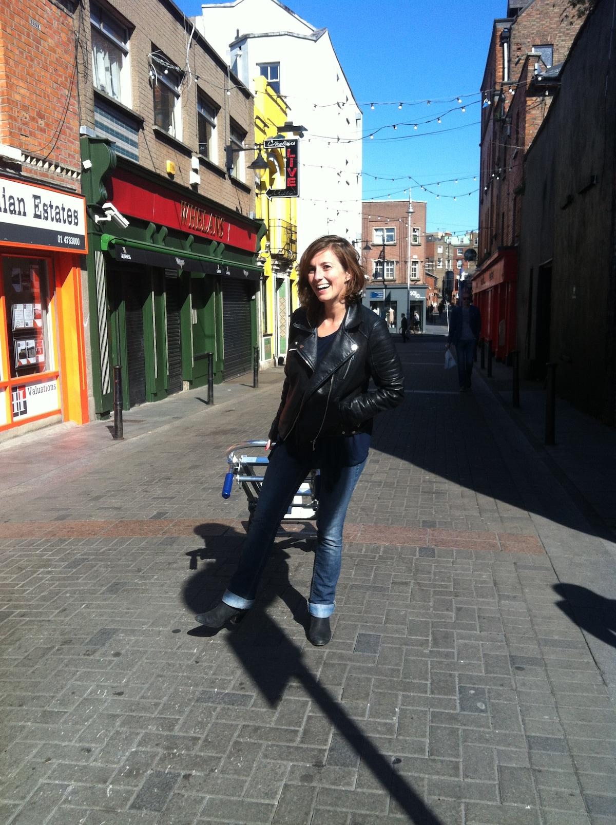 Hi everyone. I am an American living in Dublin and