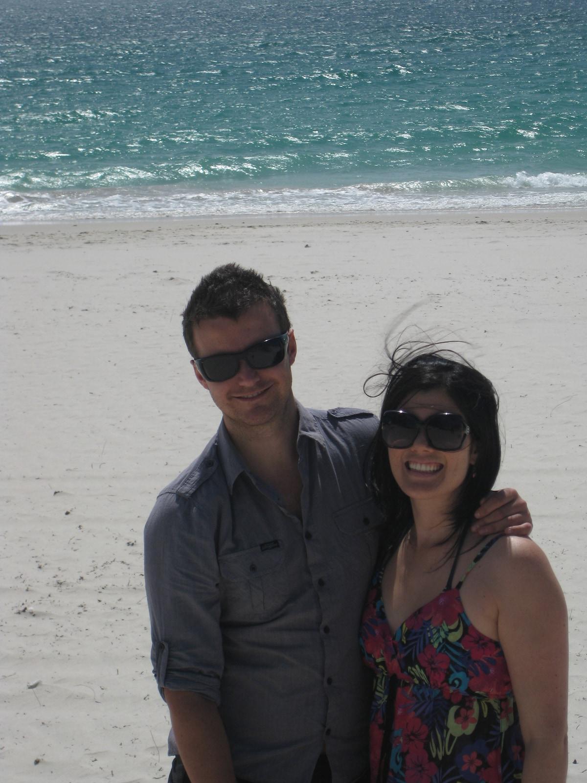 Kane And Sarah