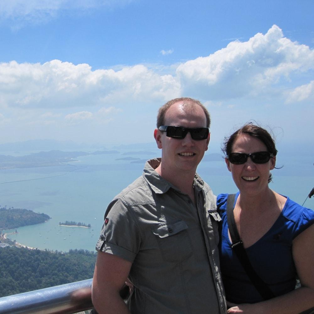 Scott & Tonya