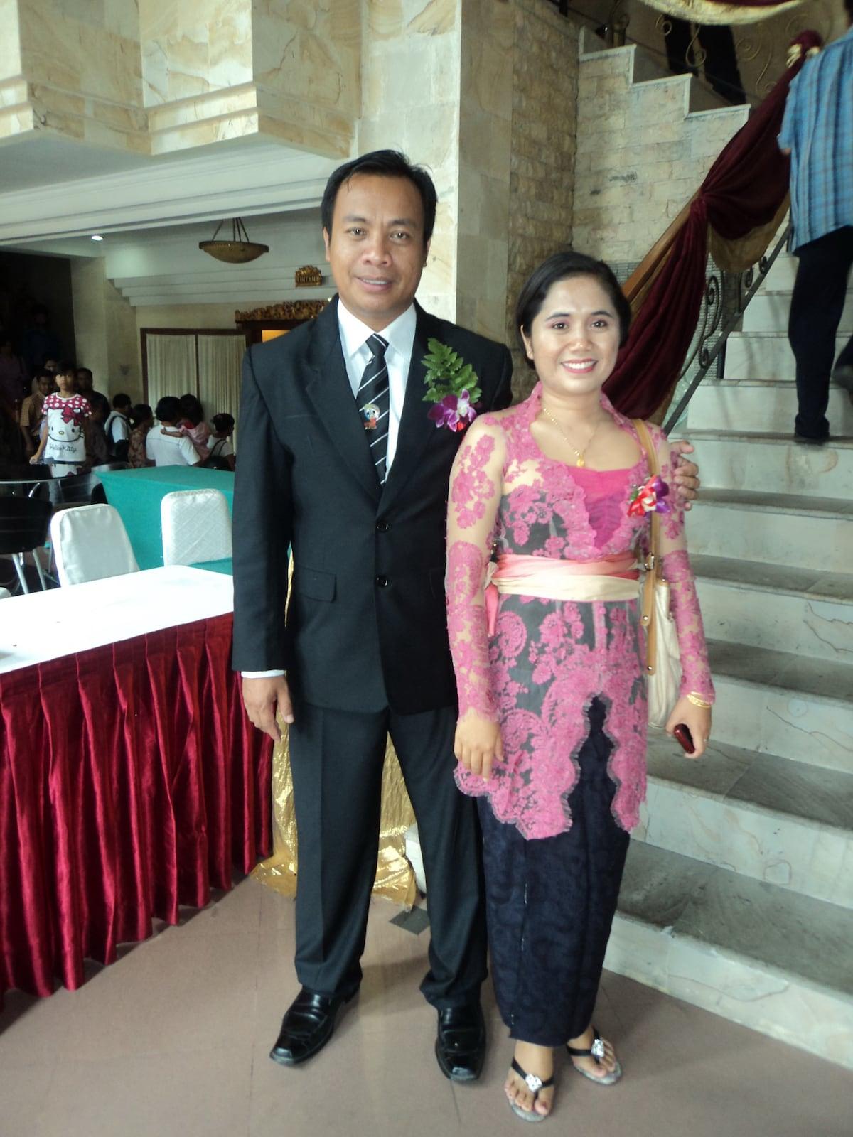Nyoman Sudi from Denpasar