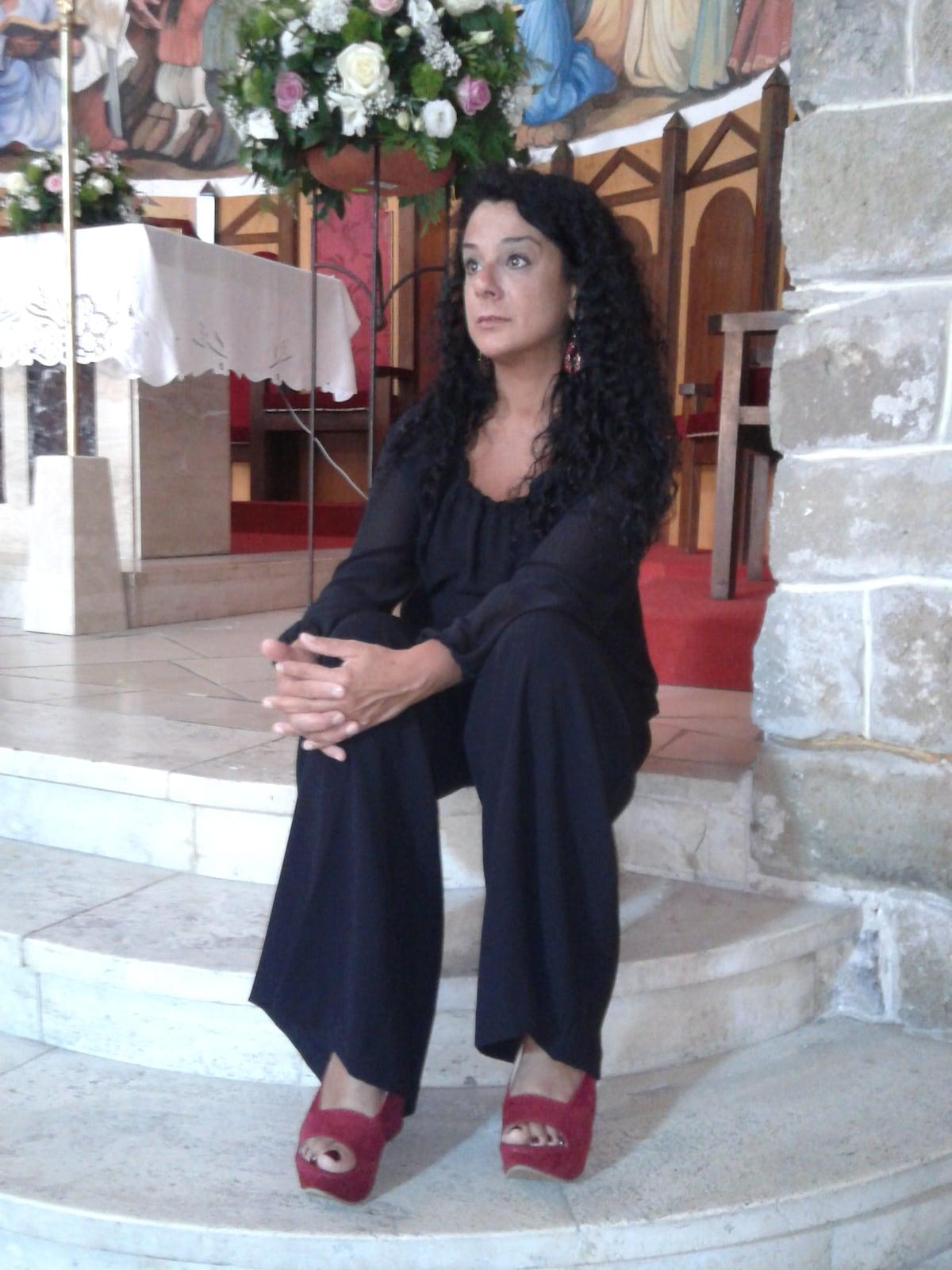 Maria Dolores from Aggius