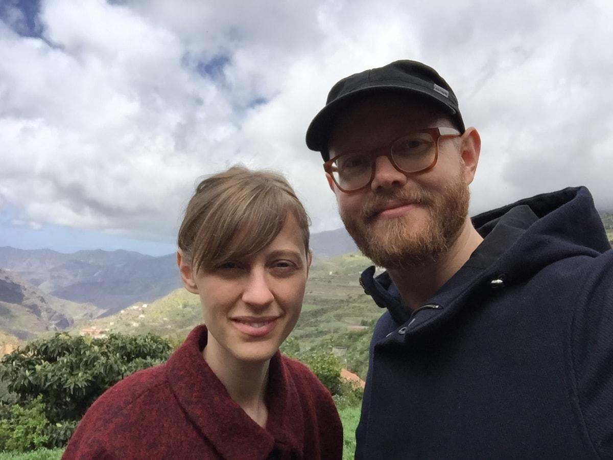 Rikke & Morten from Copenhagen