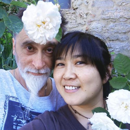 Hanako & Luciano from Serre di Rapolano