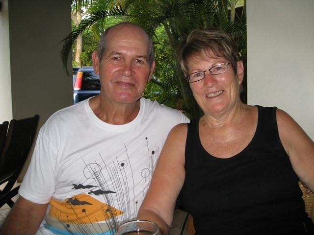 Rachel from Rarotonga