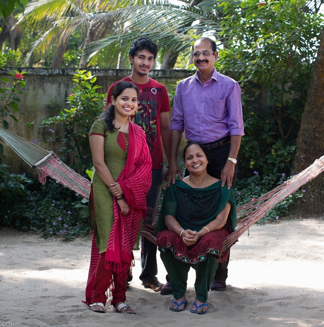 Sharath From Kochi, India