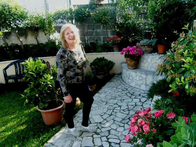 Maria Cristina From Colli Sul Velino, Italy