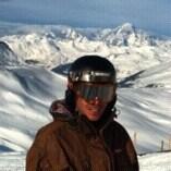 originaire de Val d'Isère passionné de montagne et