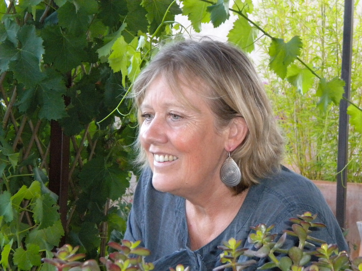 Bernadette from Aix-en-Provence
