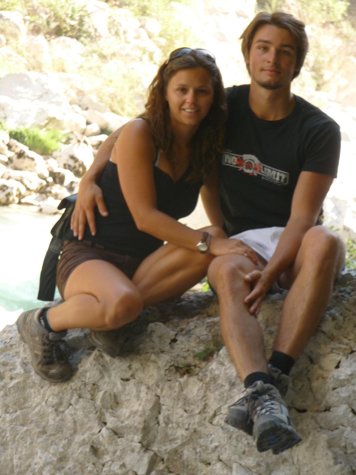 Justine Et Romain