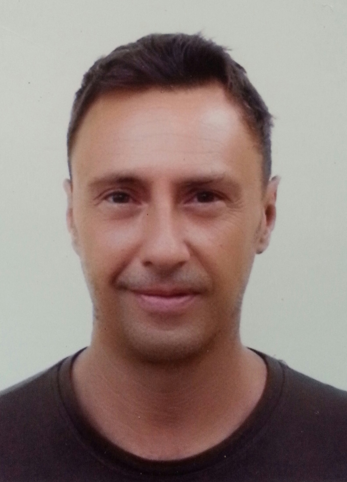 Davide From Milan, Italy