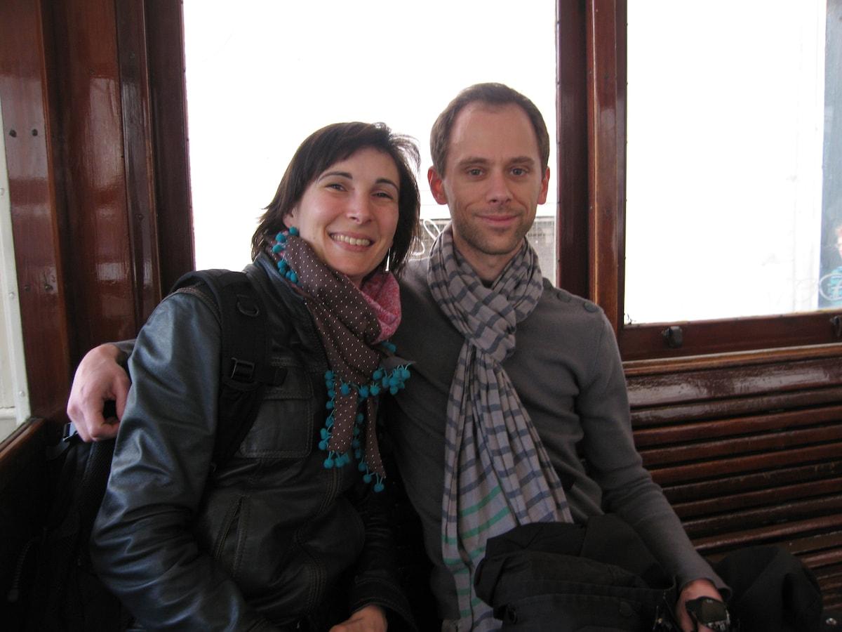Pascale & Nicolas