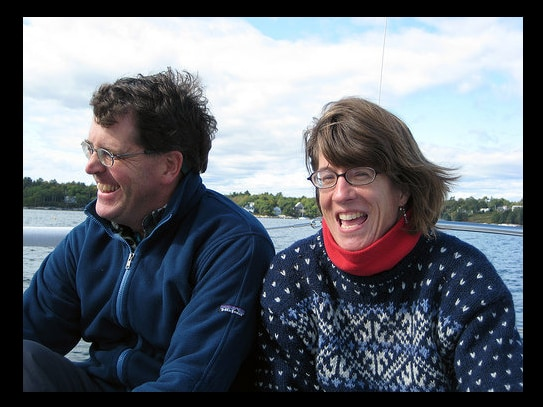Tim And Wendy from Boothbay Harbor