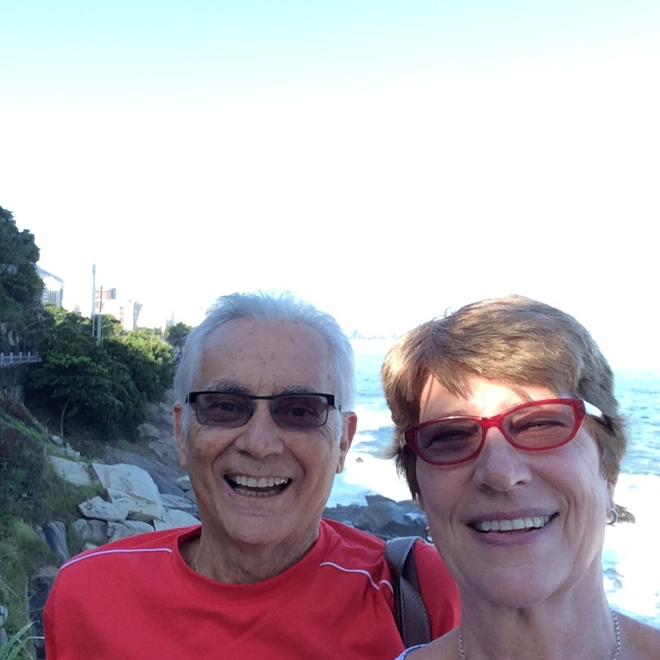 We are a retired couple, and through the rental of
